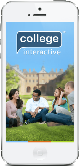college interactive mobile app